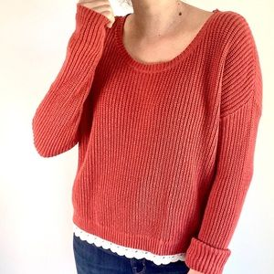 Urban Outfitters Ribbed Sweater